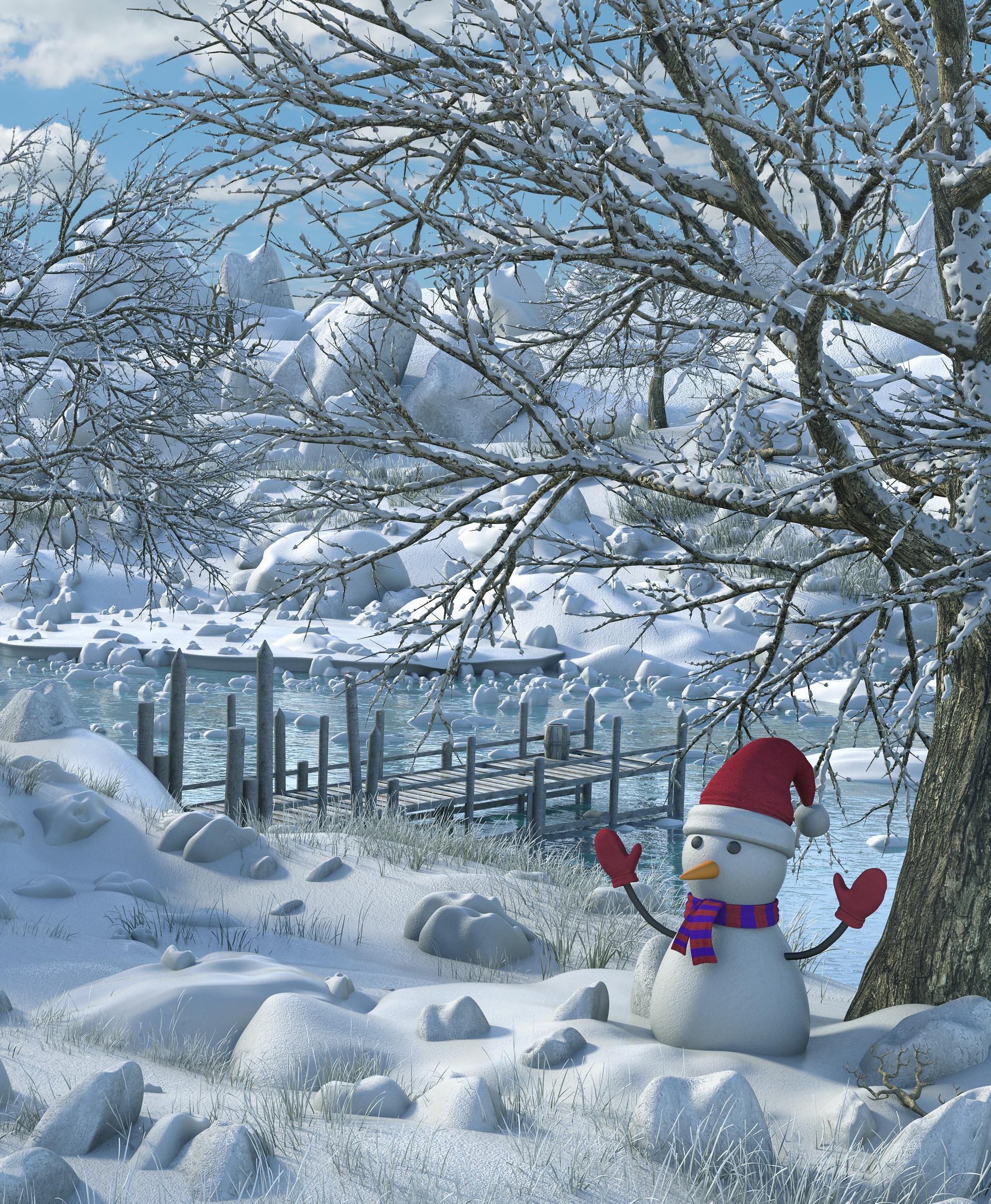 Marc mons snow2