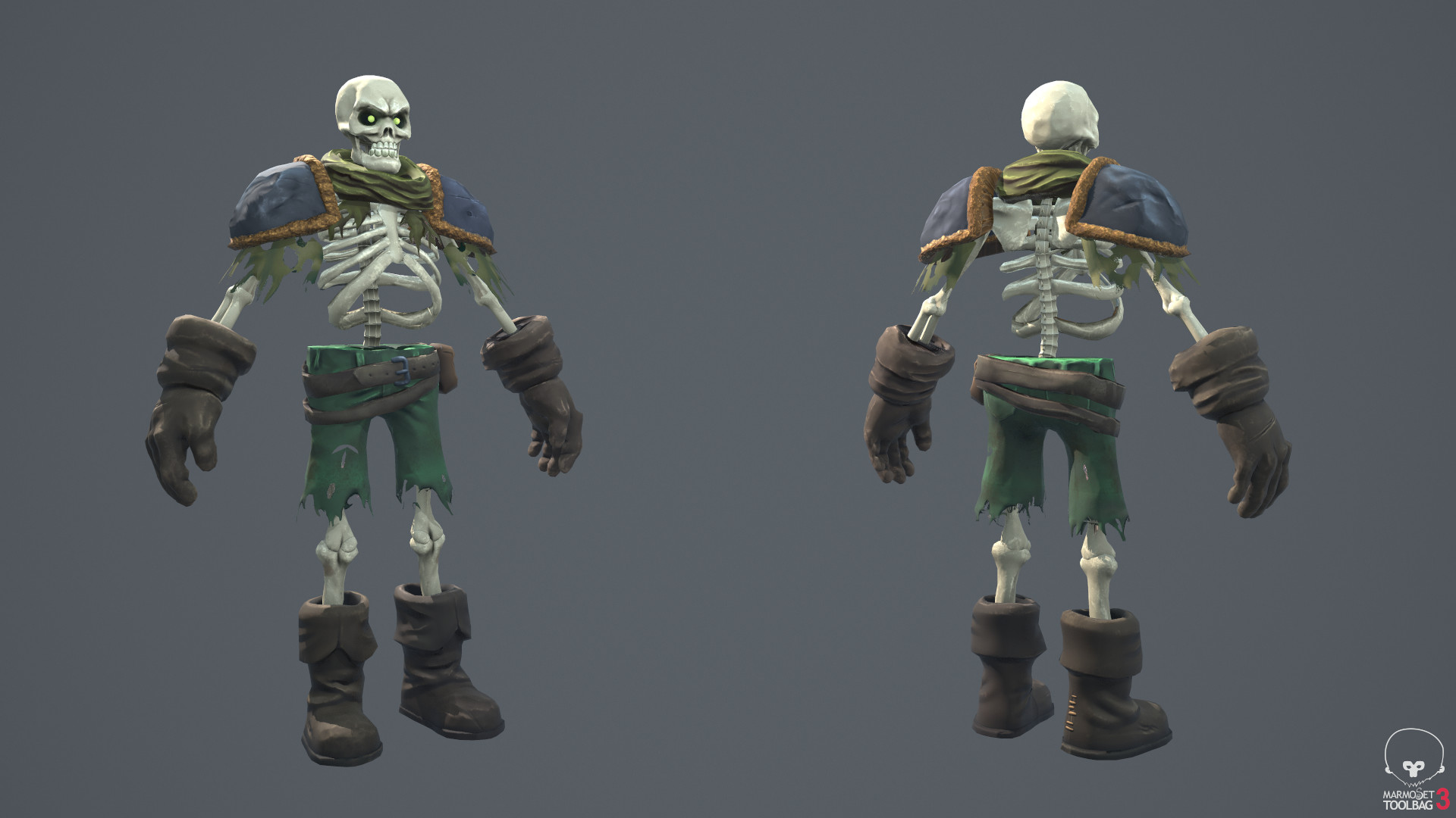 Lentz marseille skull 1