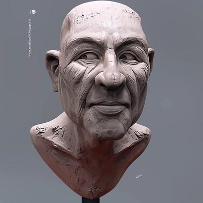Surajit sen clever digital sculpt by surajitsen dec2018