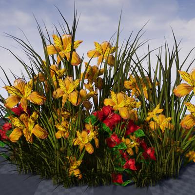 Jovan wilson moreflowers
