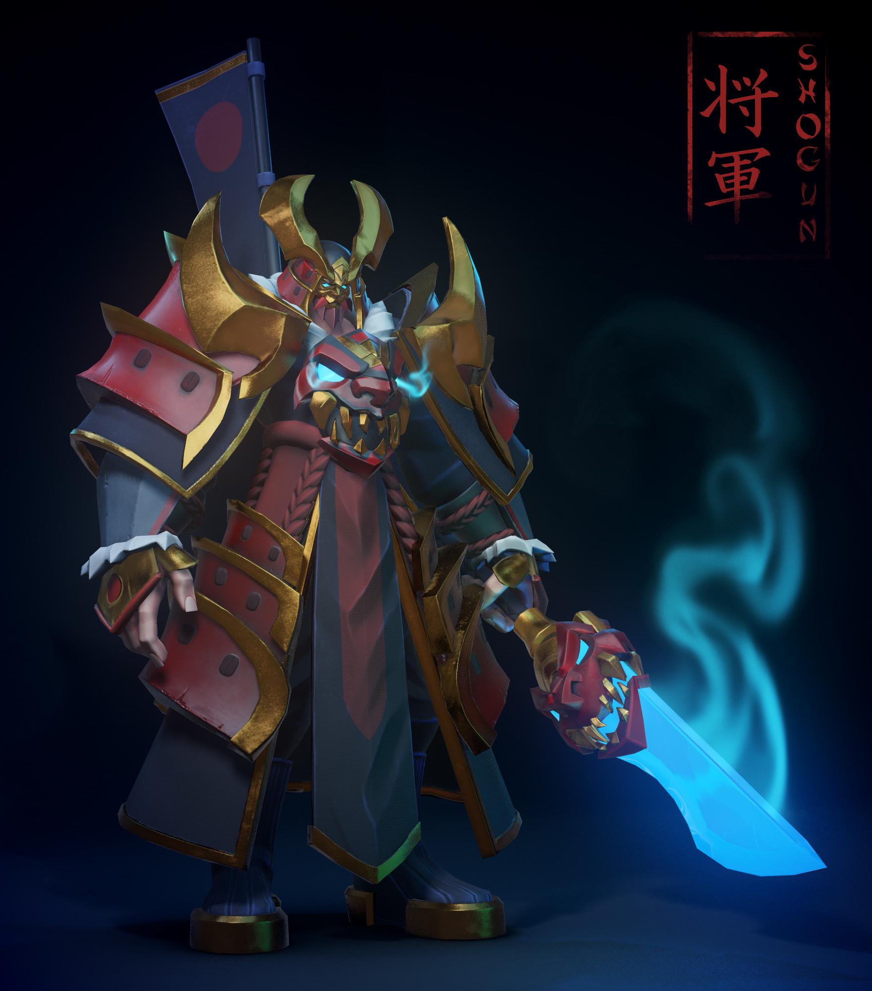 Dillon hetrick shogun 01