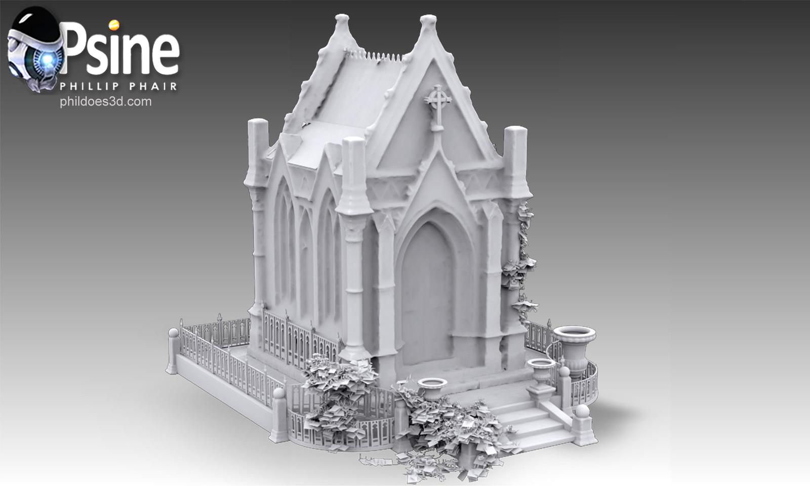 Gothic Folly Occlusion