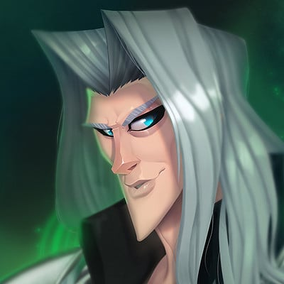 Mike henry sephiroth