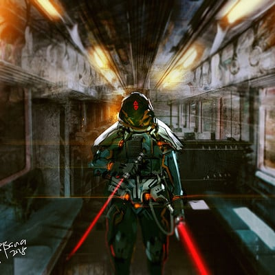 Benedick bana hunter coloring lores