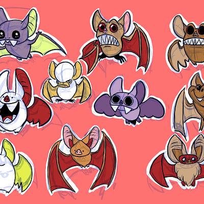 Molly heady carroll bats