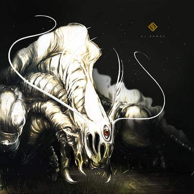 Aj ramos eternal beast final 1