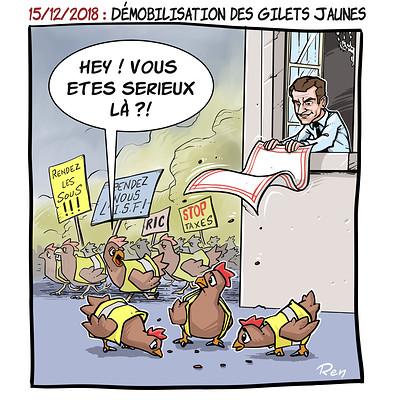 Renaud guyomard gilets jaunes