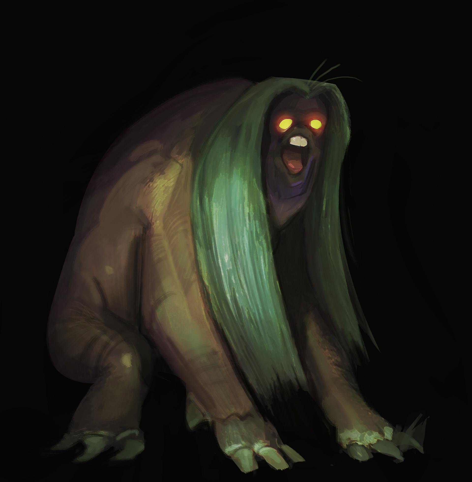 Drakhas oguzalp donduren creature design5