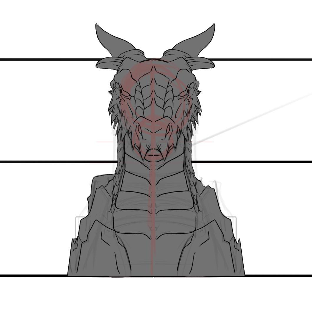 Irene arnaiz lopez dragon frontal