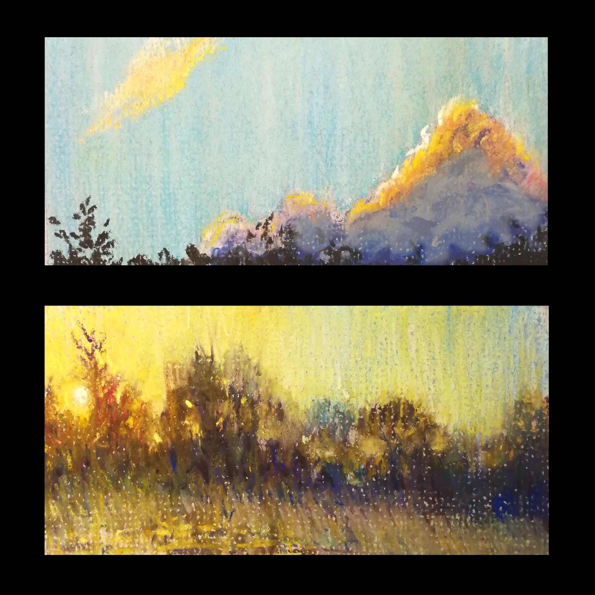 Tim holleyman pastel morning 02