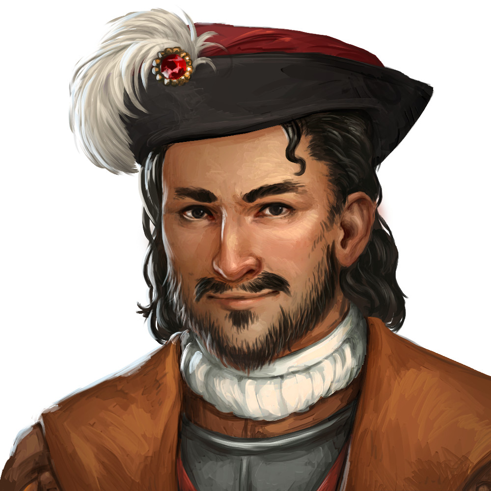 Portuguese Governor, made for the portuguese faction questline.
