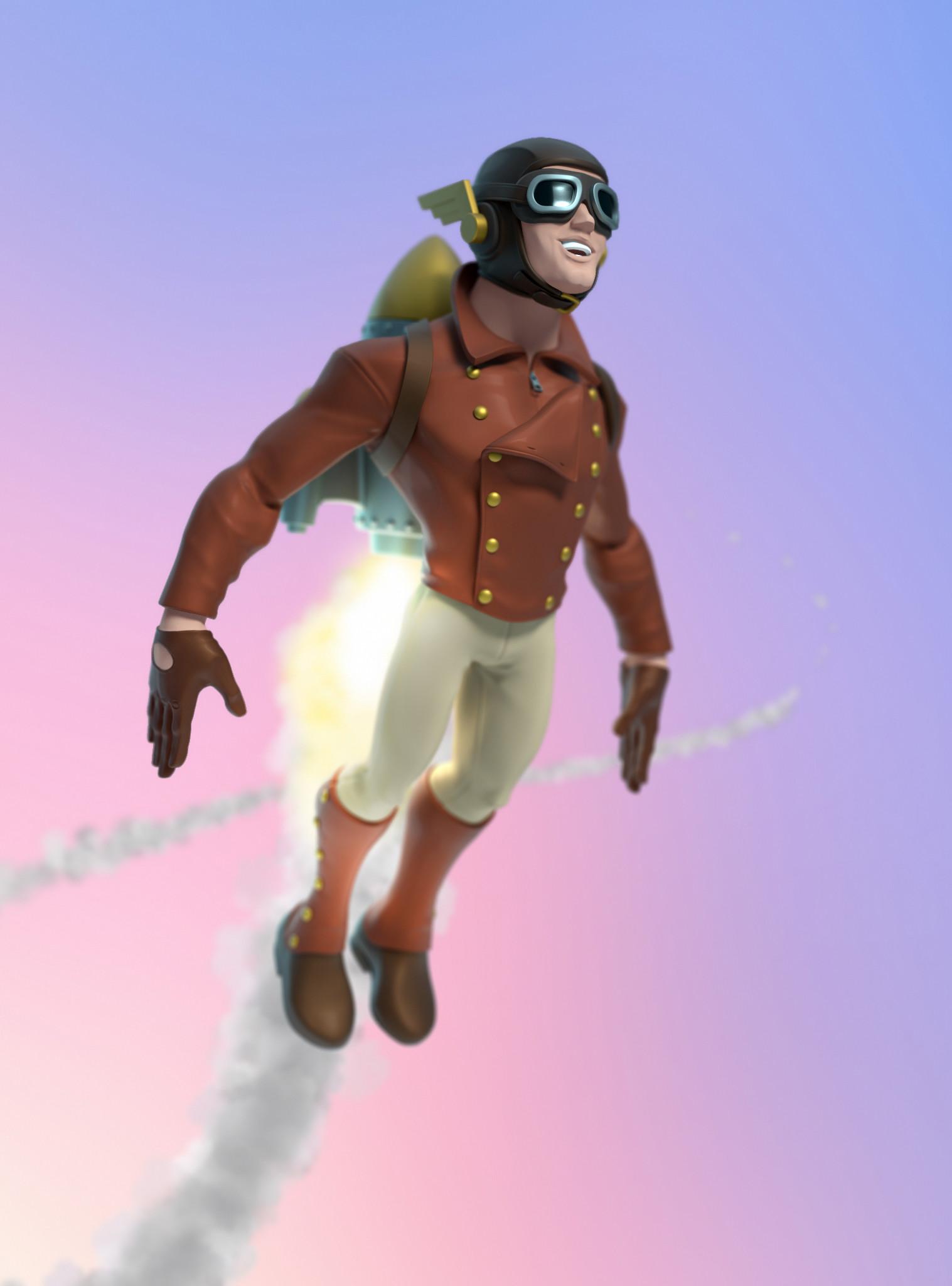 Dave viola rocket