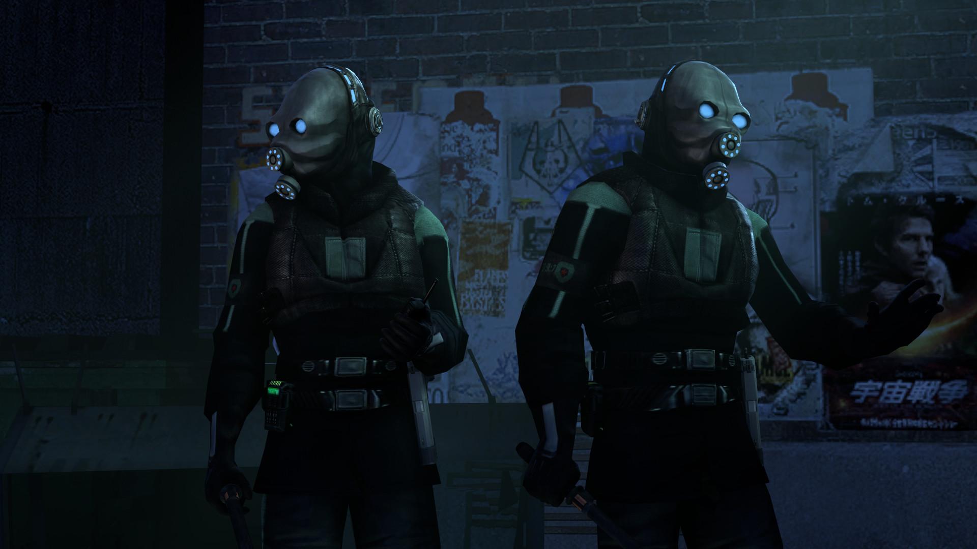 Paul meyer city 8 s civil protection team units