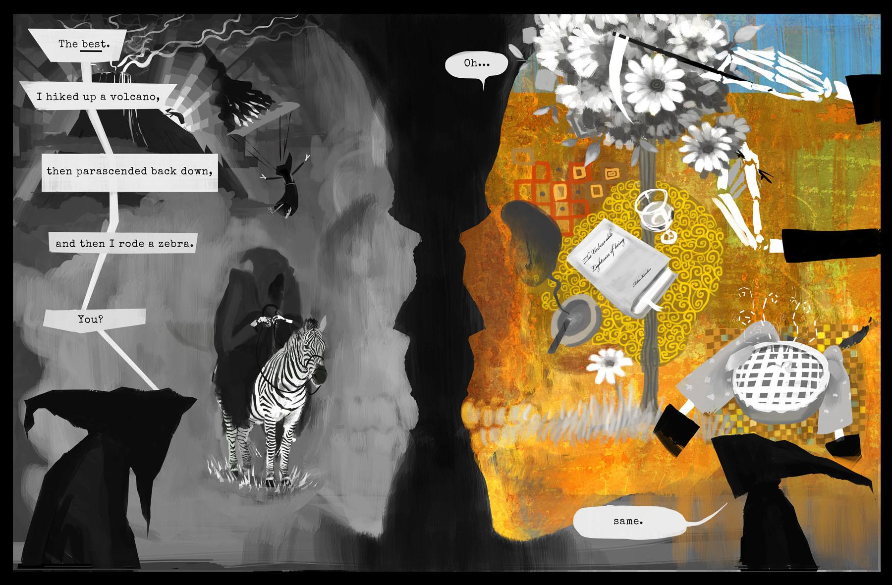 Tim holleyman tim holleyman comic sheet 04