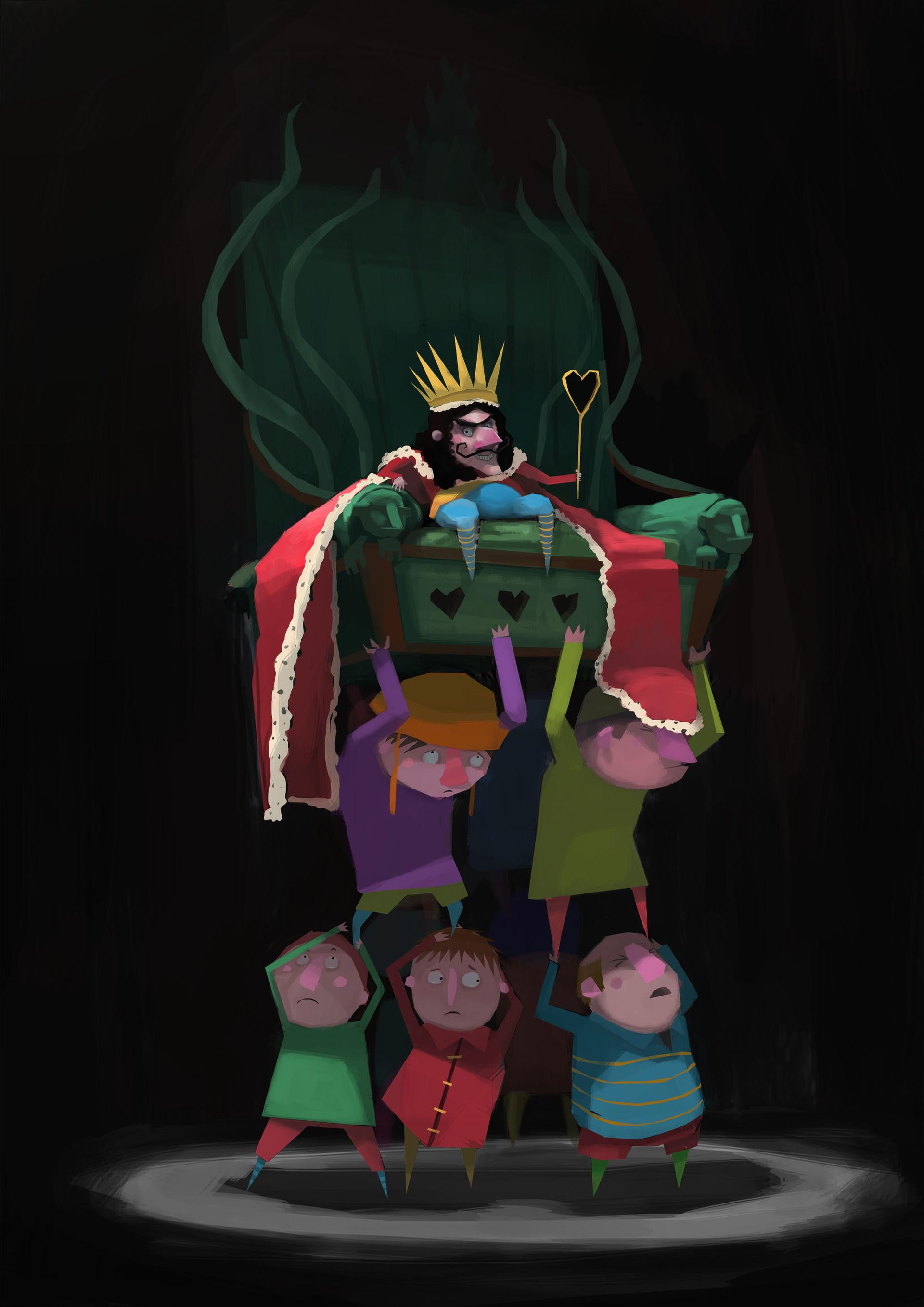 Tim holleyman tim holleyman king poster