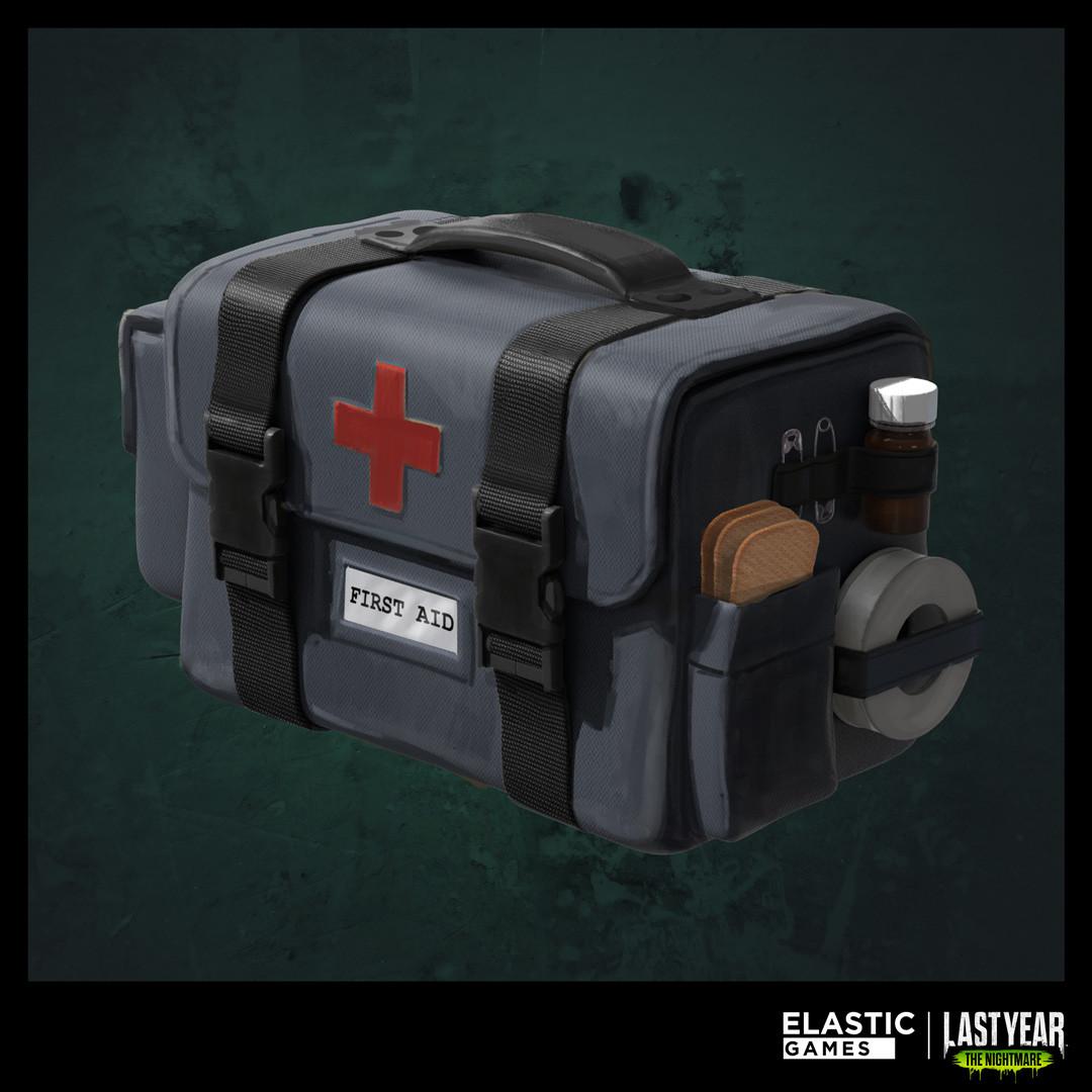 Dave jones first aid kit