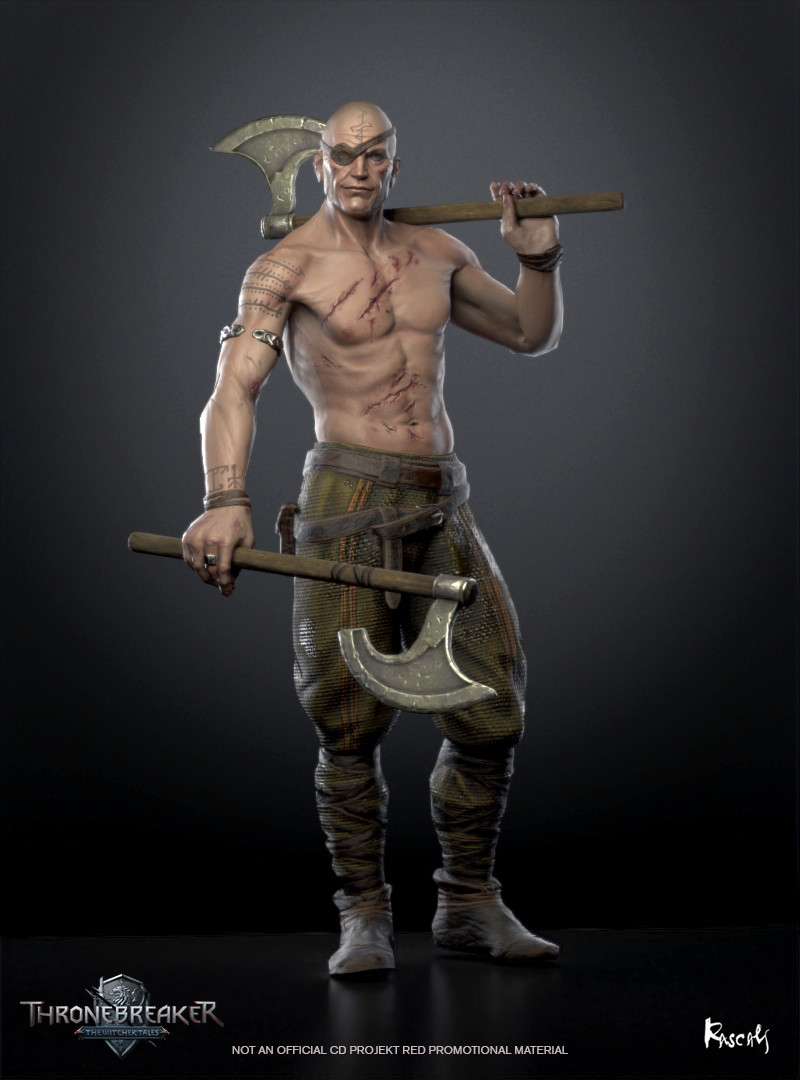 Arnjoff the Patricide was a Skelligan warrior during the Second Northern War. He sailed with Lippy Gudmund to the Northern Kingdoms, making his own way down the Yaruga and into Angren.