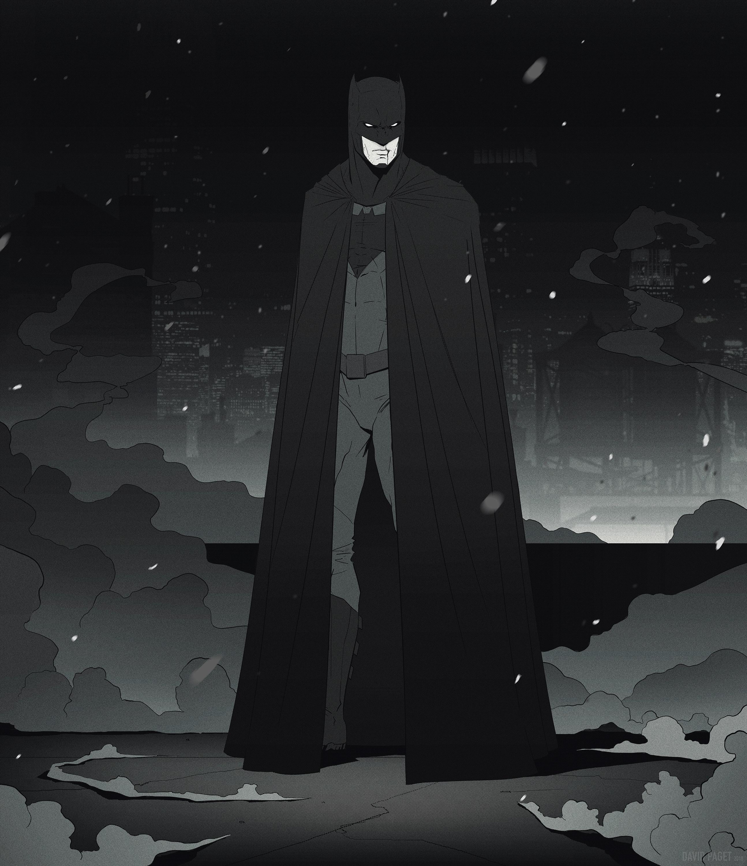 The Batman - full scene