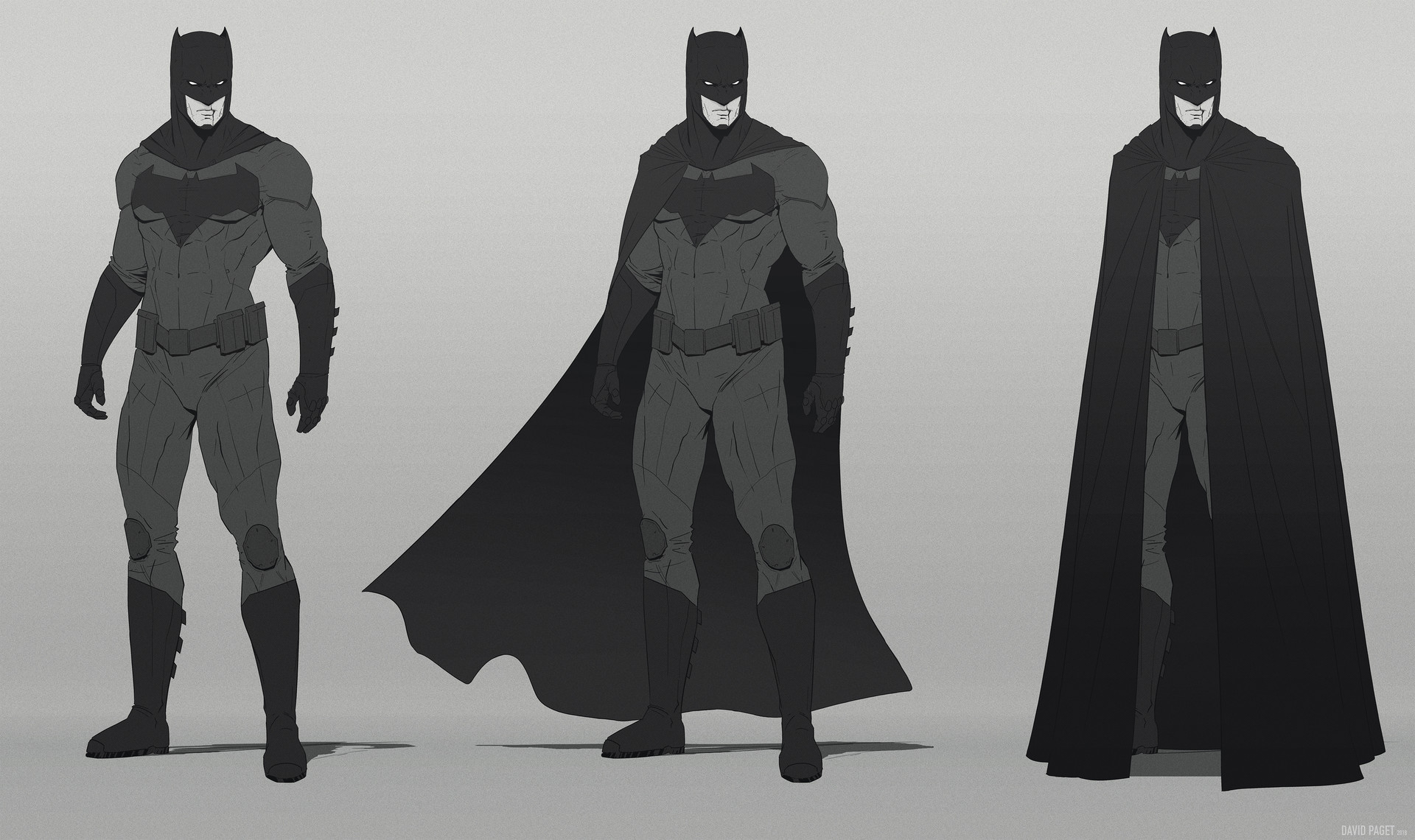 The Batman - lineup