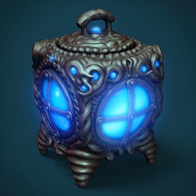 Igor khabibov alien artefact 0