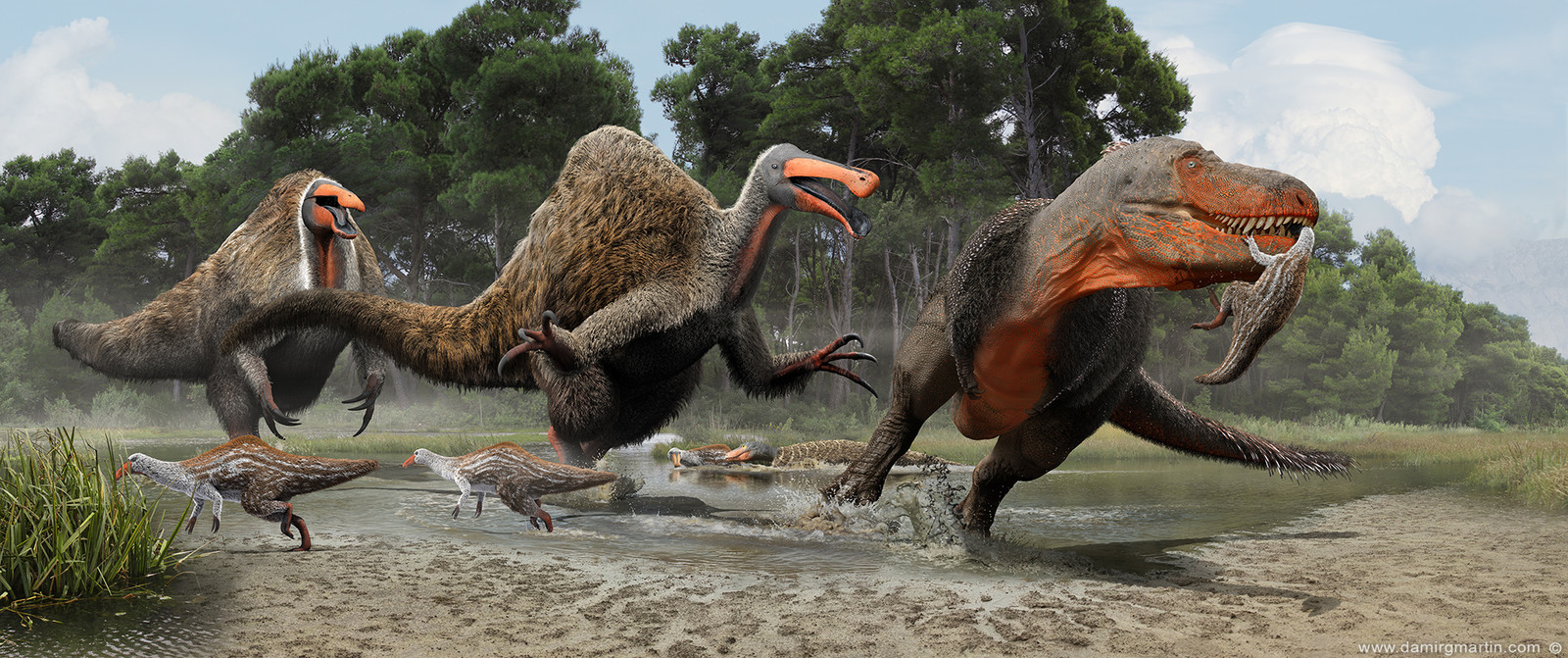 Tarbosaurus Thief