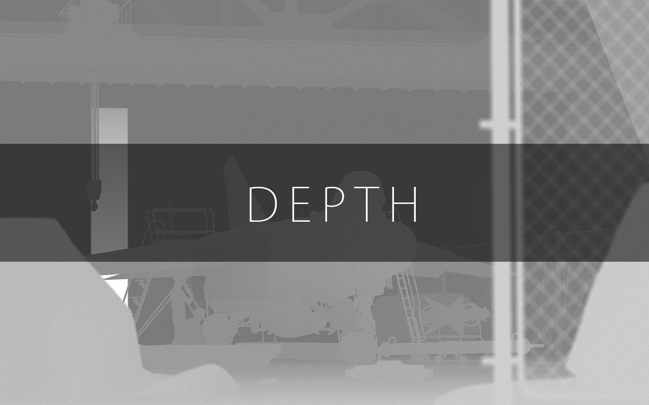 Renderdock studio depth