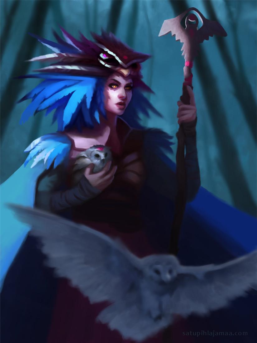 Mother of birds