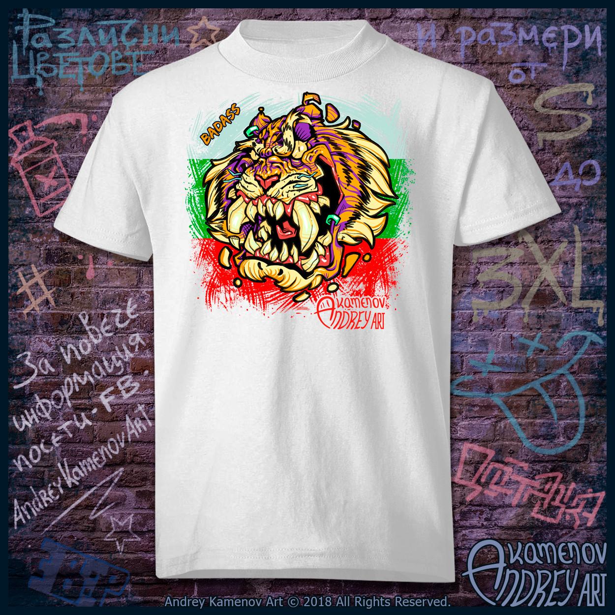 Andrey kamenov badass tiger t shirt bg 02