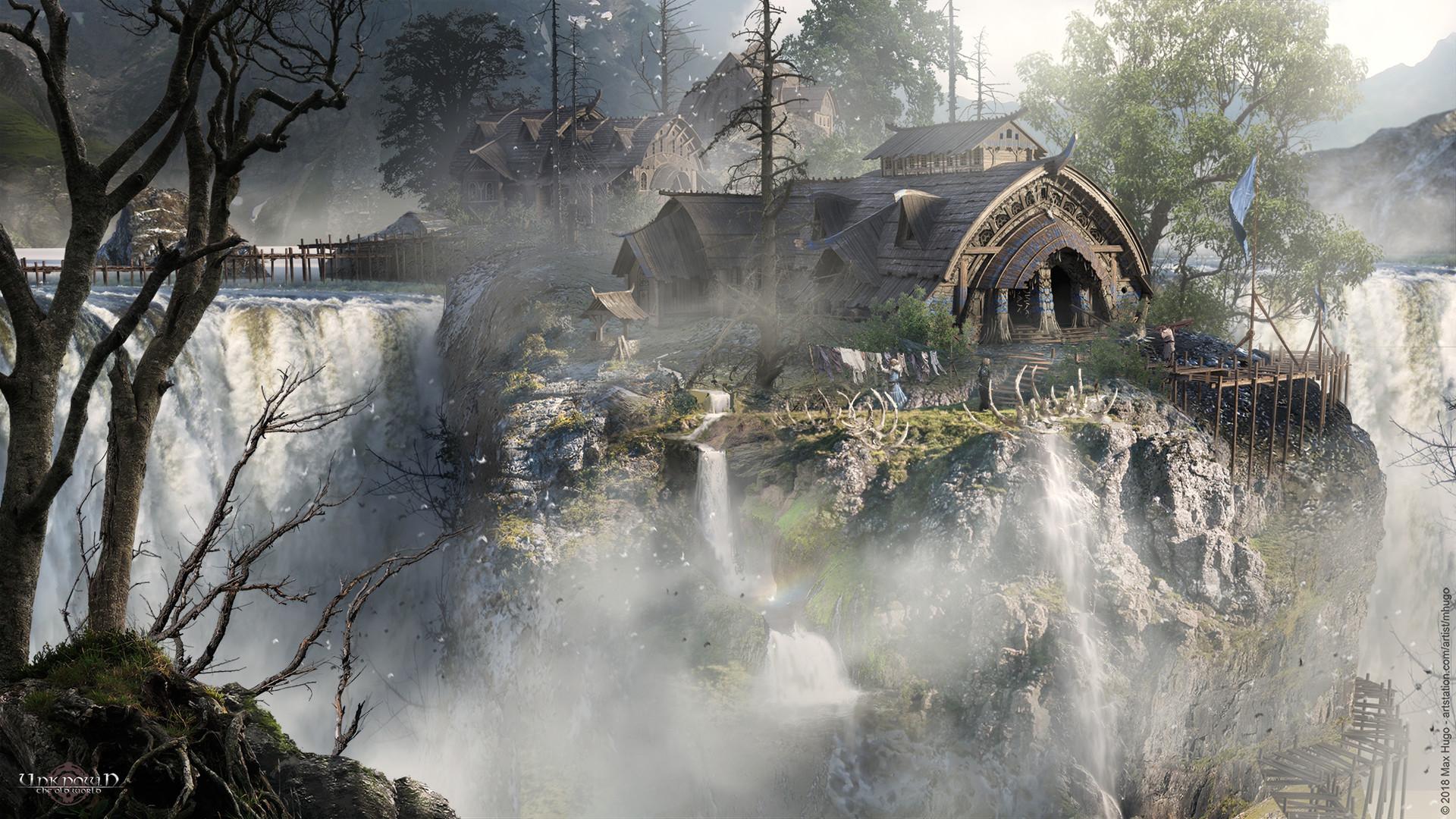Max hugo waterfall settlement max hugo