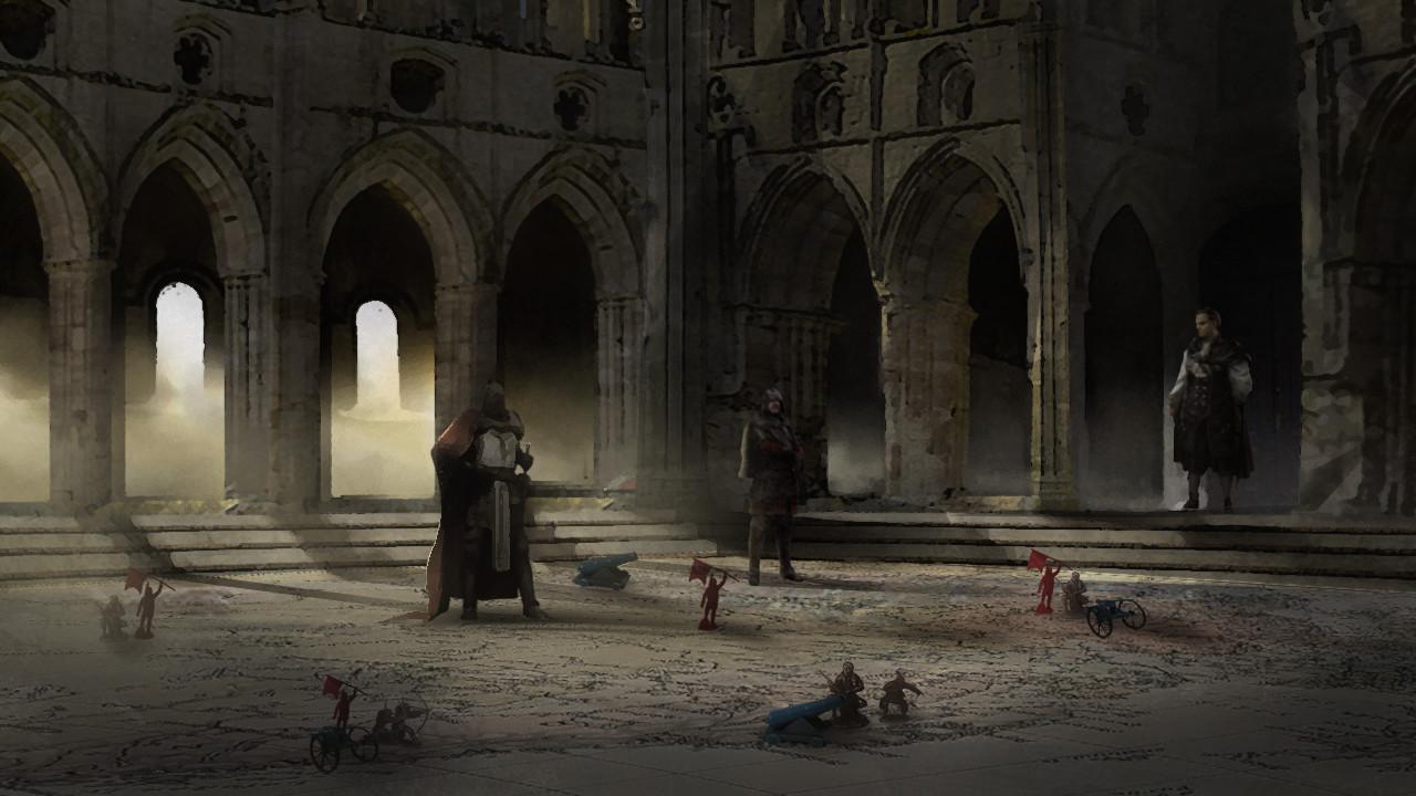 Fantasy Art War Council