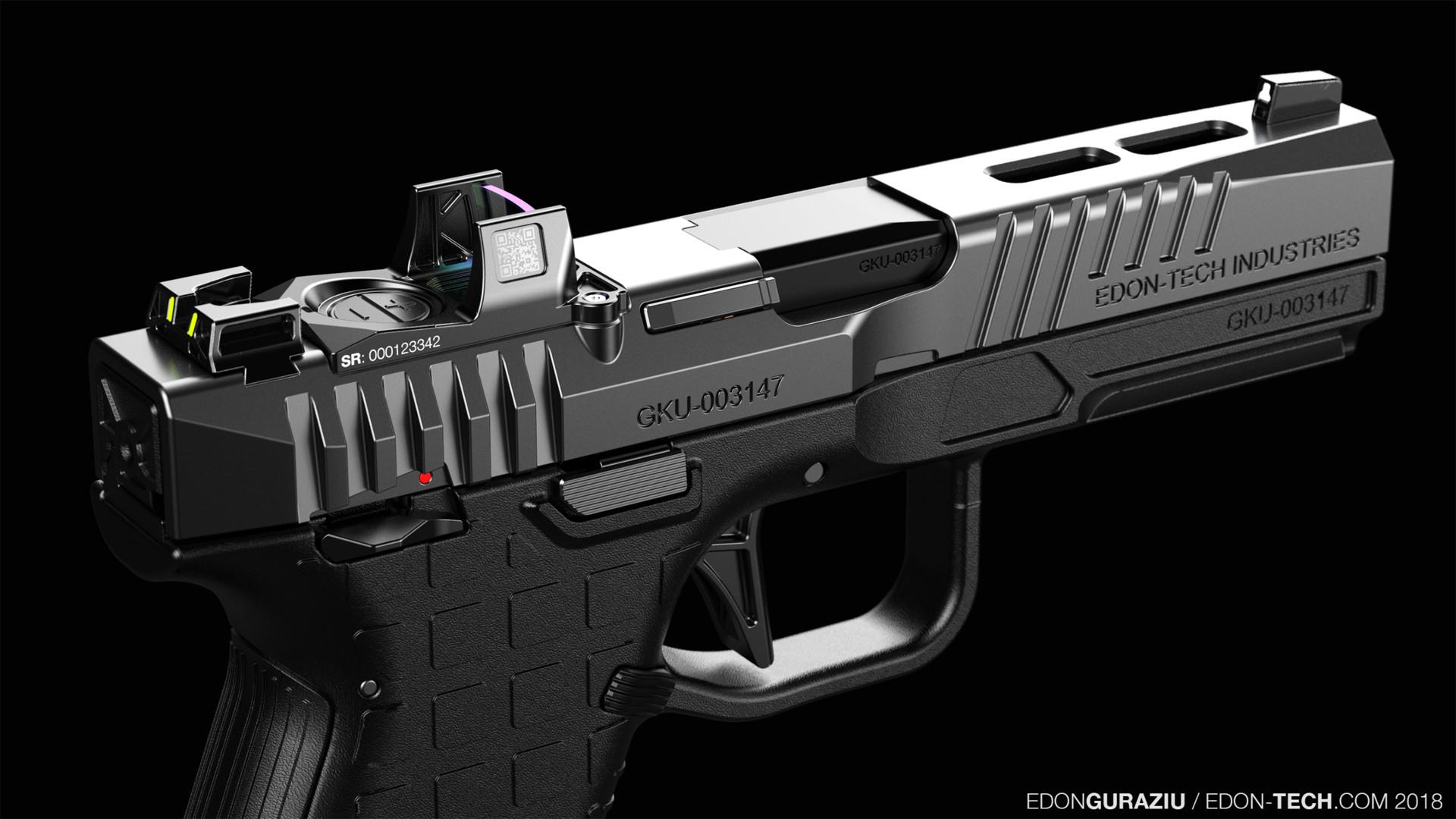 Edon guraziu nra pistol image 001