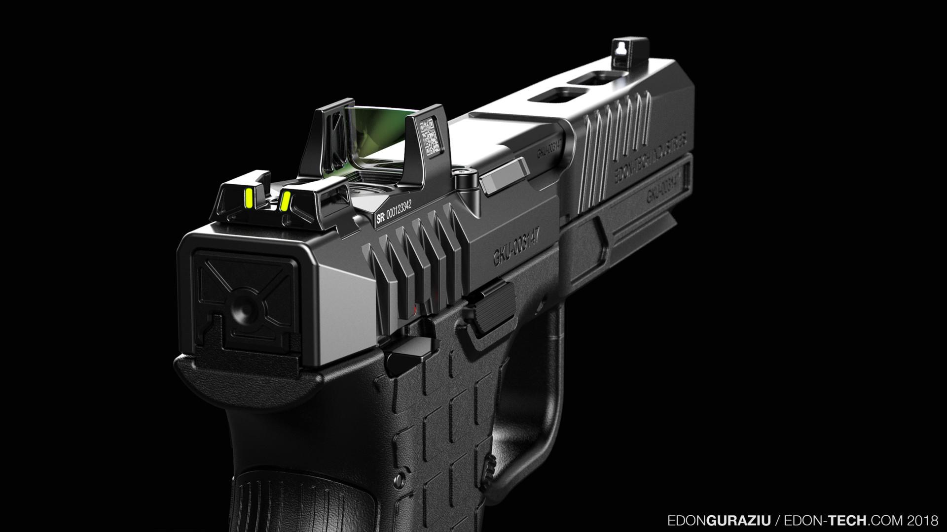 Edon guraziu nra pistol image 002