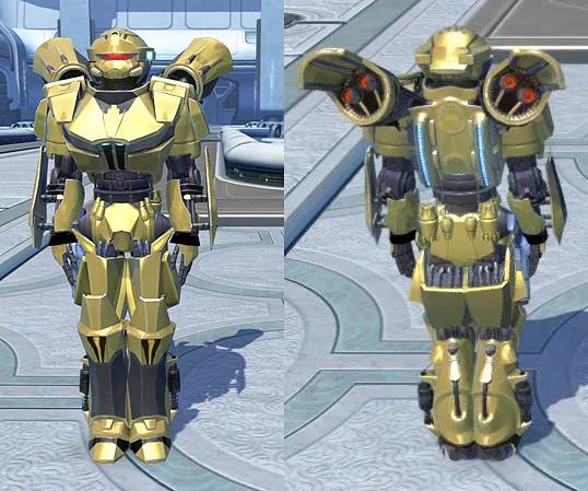 Heavy Skytrooper In Game Screenshot