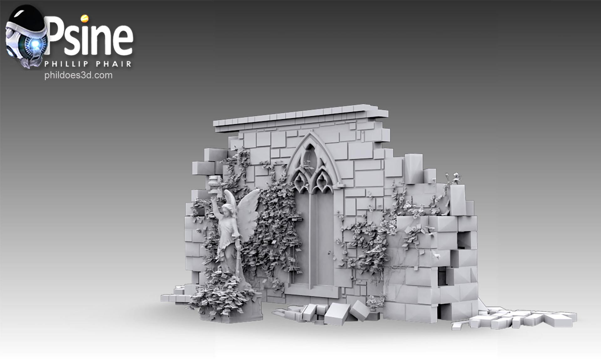 Angelic Ruin Occlusion