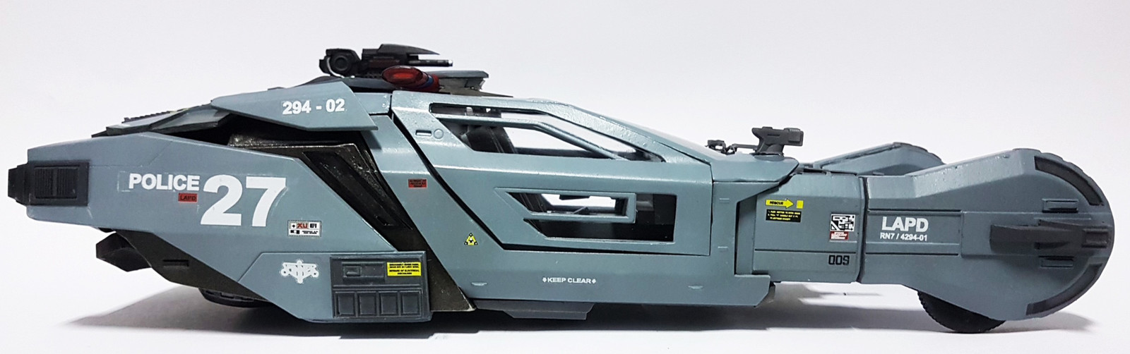 Blade Runner 2049 Concept Spinner 1/17 Resin Kit