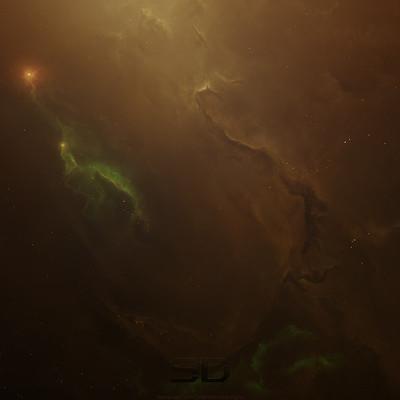 Starkiteckt designs ikran nebula 4k