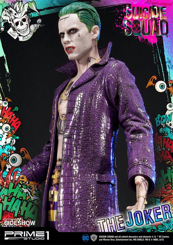 Alvaro ribeiro dc comics suicide squx the joker statue prime1 studio 903021 10