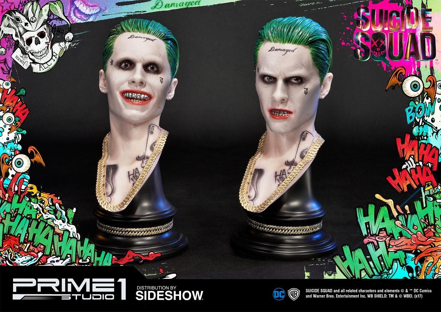 Alvaro ribeiro dc comics suicide squx the joker statue prime1 studio 903021 26