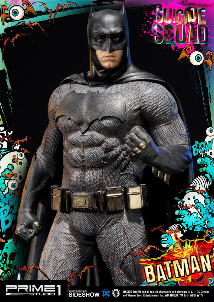 Alvaro ribeiro dc comics suicide squx batman statue prime1 studio 903048 02