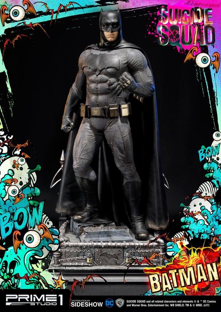 Alvaro ribeiro dc comics suicide squx batman statue prime1 studio 903048 03