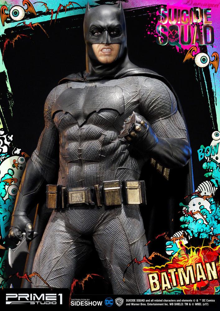 Alvaro ribeiro dc comics suicide squx batman statue prime1 studio 903048 04