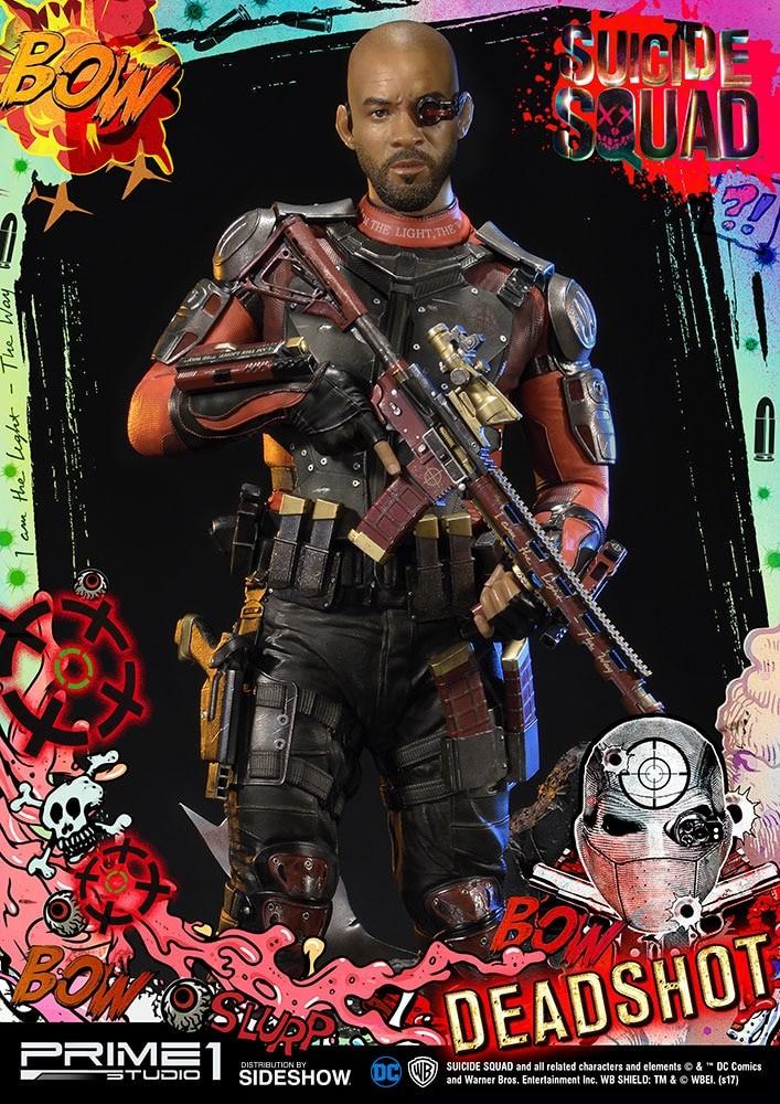 Alvaro ribeiro dc comics suicide squx deadshot statue prime1 902962 01