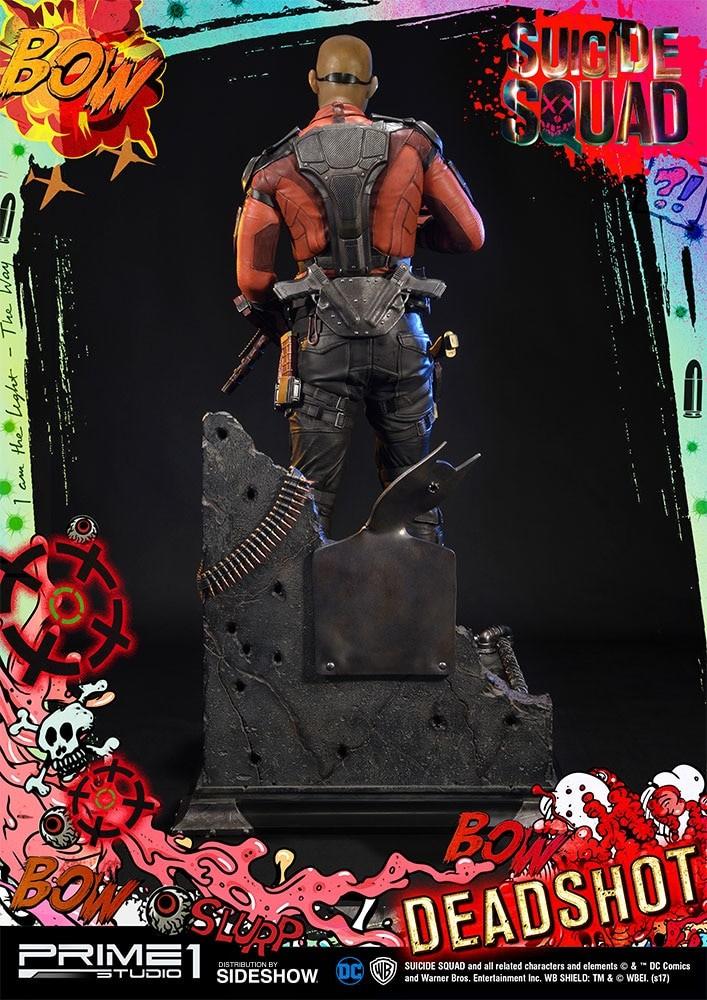 Alvaro ribeiro dc comics suicide squx deadshot statue prime1 902962 14