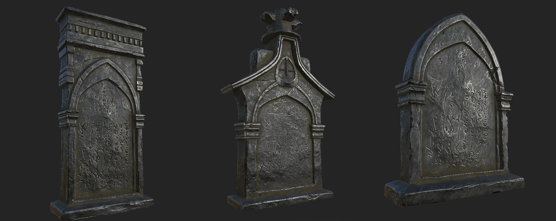 Mustafa arifoglu tombs