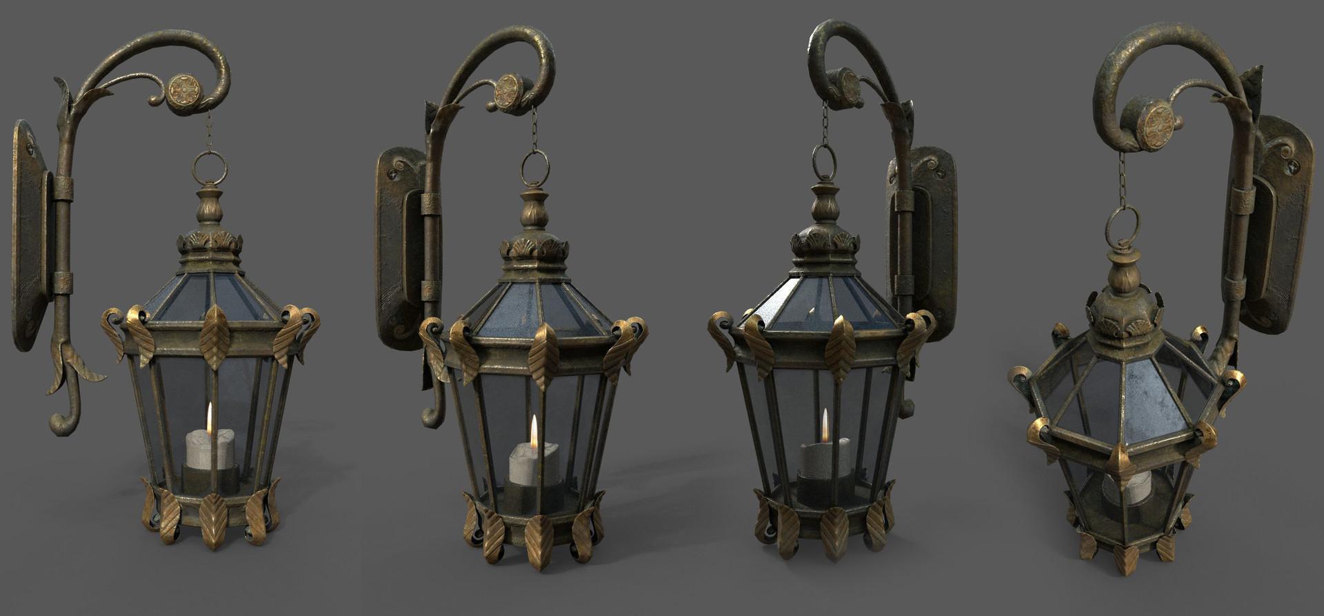 Mustafa arifoglu lantern