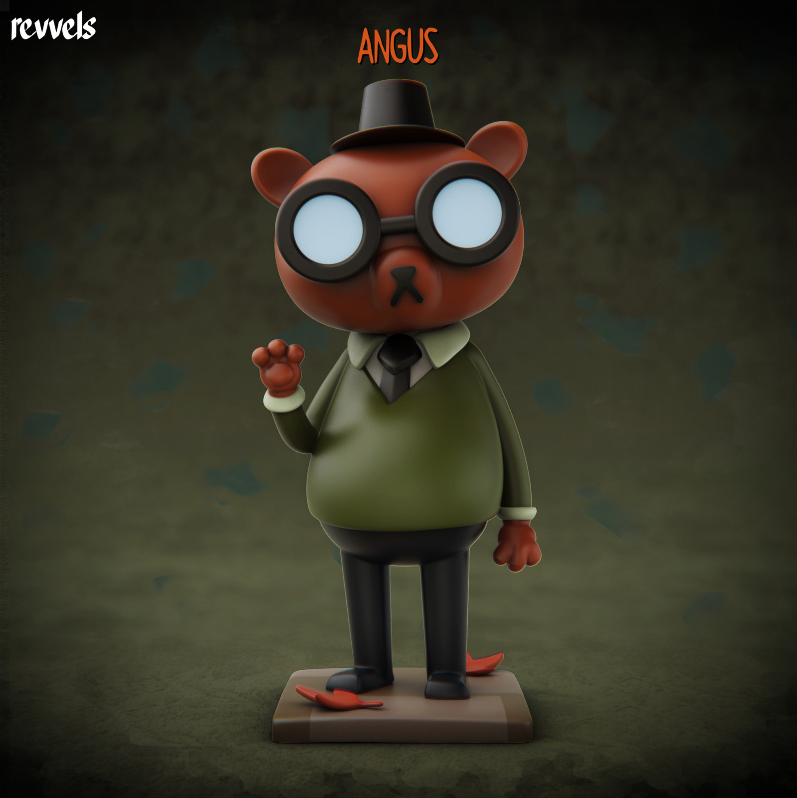 Night in the Woods: Angus