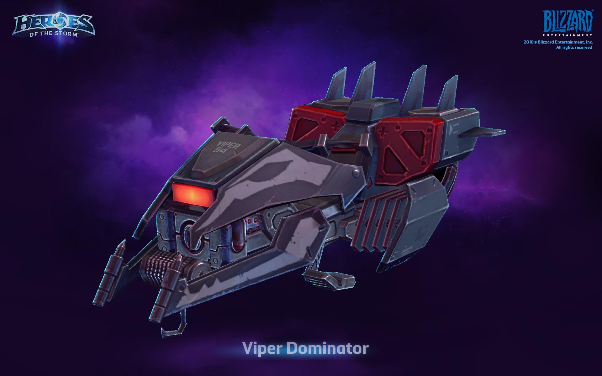 Dan pingston viper1