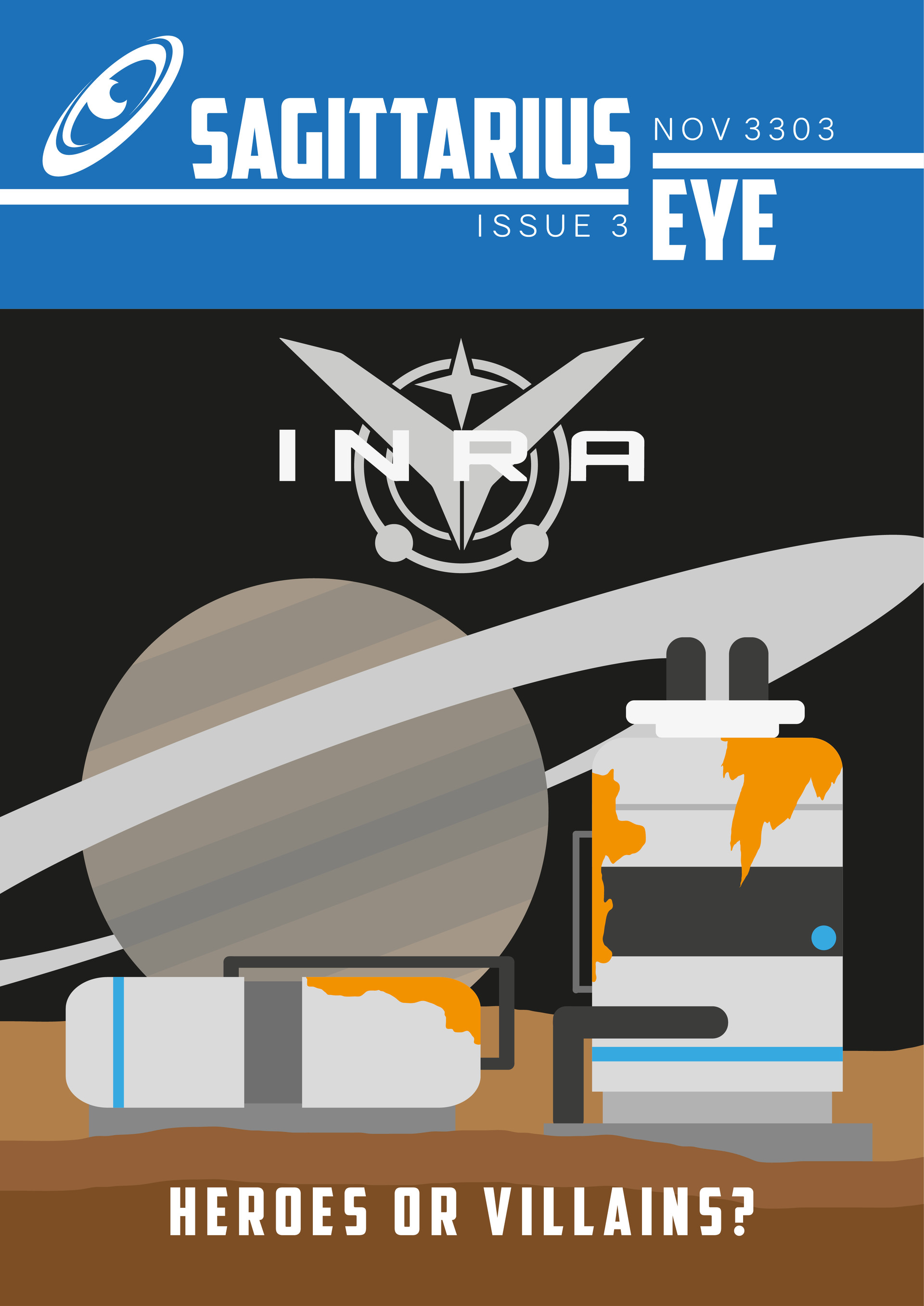 Mathew maddison sagittarius eye issue covers 02