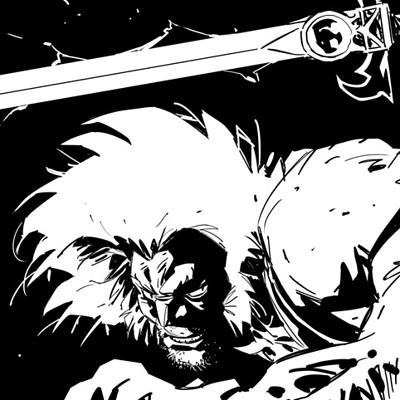 Geraldo borges lion o thundercats