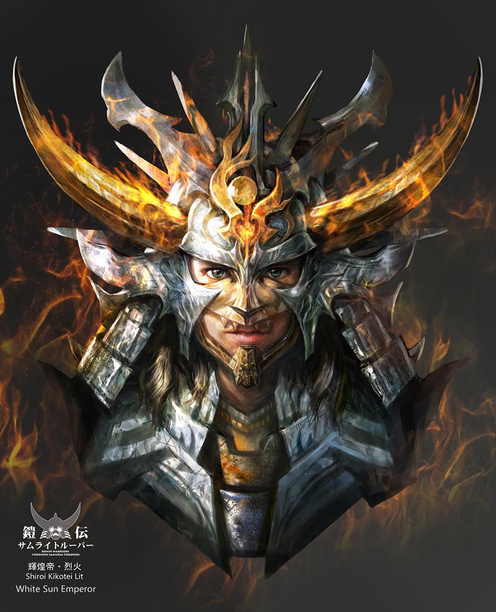 Rexxar white sun emperor6